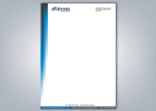 personal letterhead samples